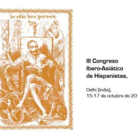 III Congreso Ibero-Asiático de Hispanistas