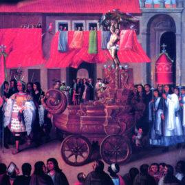 Congreso Internacional «Teatro y fiesta popular y religiosa»