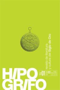 Portada Hipogrifo, 3.1, 2015