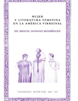 20. Mujer y literatura femenina en la América virreinal