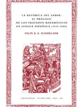 27. La retórica del saber: el prólogo de los tratados matemáticos en lengua española