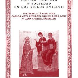 30. Iglesia, cultura y sociedad en los siglos XVI-XVII