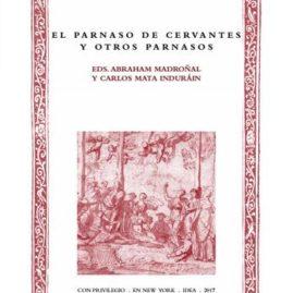 35. El Parnaso de Cervantes y otros Parnasos